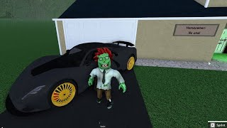 Roblox ULTIMATE DRIVING 08 - BUYING THE HENNESSEY VENOM F5 FASTEST CAR IN THE GAME