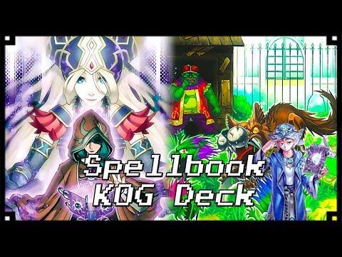 Yugioh Duel links [KOG] Spellbook deck (May 2018) Welcome to Tales world