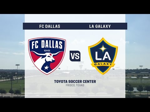 Development Academy Showcase: U-13/14: FC Dallas vs. LA Galaxy