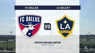 Development Academy Showcase: U-13/14: FC Dallas vs. LA Galaxy