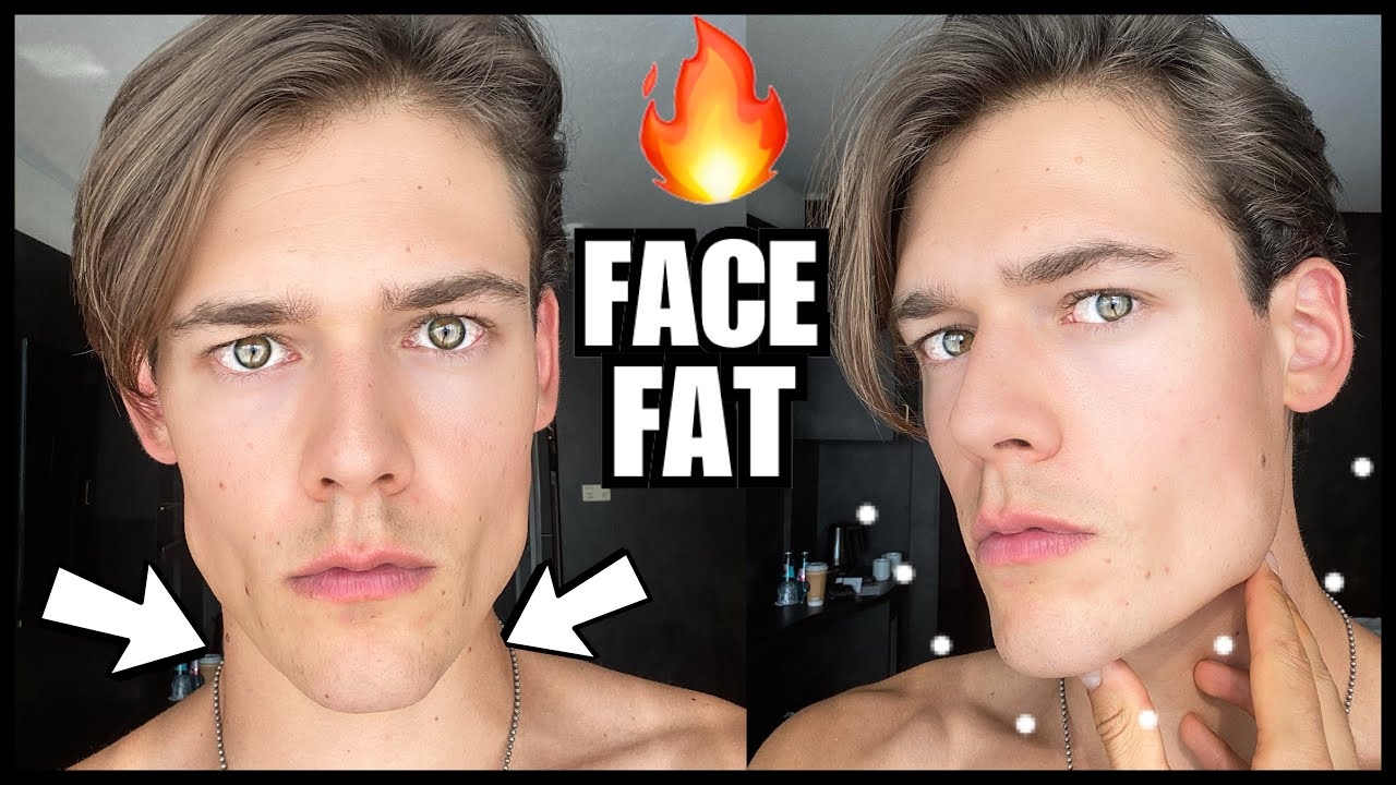 How to Lose FACE FAT and CHUBBY CHEEKS Fast! Get a Chiseled Face and  Jawline Guaranteed!
