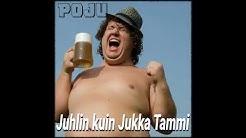 Poju-Juhlin kuin Jukka Tammi