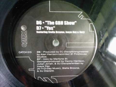 DJ Disciple - Rise Up (The Remixes)