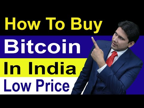 How To Buy Bitcoin in India 2017 (Low Price) in Hindi/Urdu