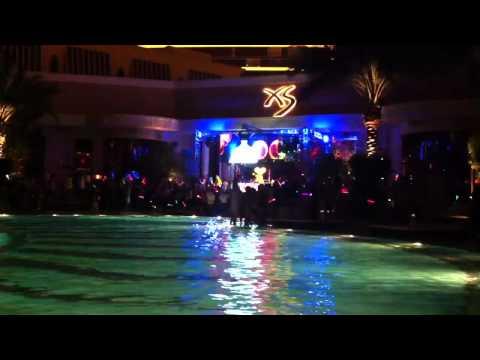 Deadmau5 live at Encore XS club Wynn las vegas May 29th 2