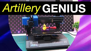 Artillery Genius - Awesome 3D Printer