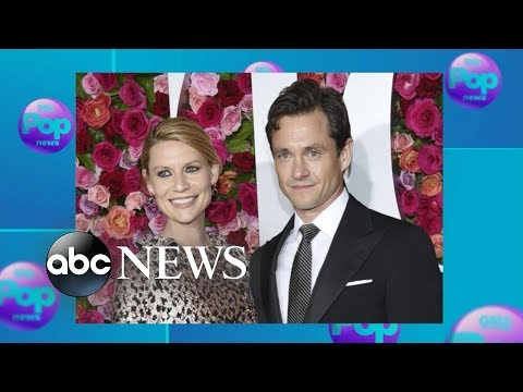 Claire Danes and Hugh Dancy welcome second baby