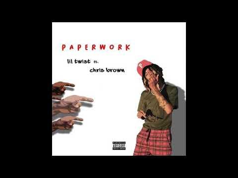 Download Chris Brown ft Lil Twist- paperwork