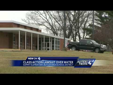 Class action lawsuit filed over water issues at Summit Township Elementary School