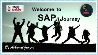 SAP FI module (PART-1) - Basic About Finance Accounting in Hindi Version.