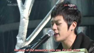 When the Door Closes - B2ST (Doojoon & Dongwoon) [eng sub]