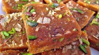 Besan Ki Barfi Recipe By Sonia Goyal @ ekunji.com