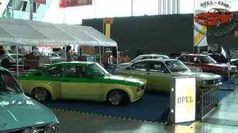 Opelclub Schwarzwald Baar auf der Retro Classics 2010