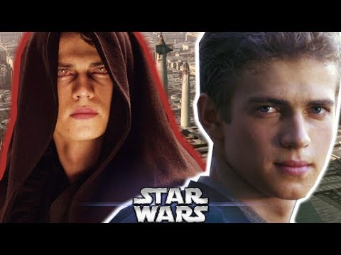 Why Anakin Said He Hated Most Jedi Masters As a Padawan - Star Wars Explained