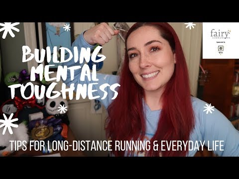Mental Toughness Training for Running | runDisney & B by Bibbidi