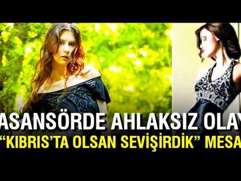 Ukrainian model harassed by German investor in Turkey