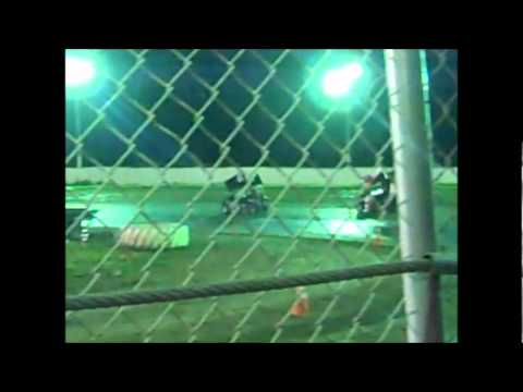 Cora Speedway Main Event Part #2 21APR12
