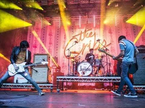 The Cribs - Millenium Square, Leeds, 2016