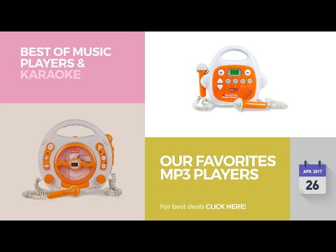 Our Favorites Mp3 Players Best Of Music Players & Karaoke