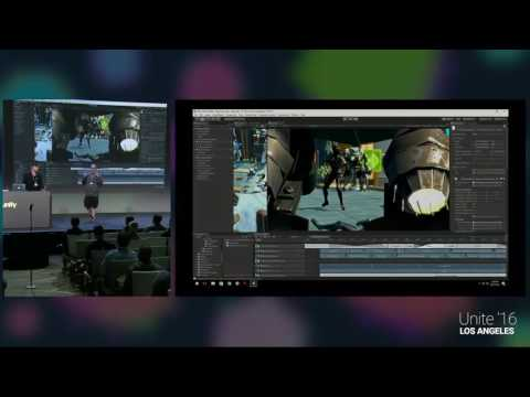 Unite 2016 - Cinematics and Storytelling in Unity