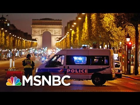 Paris Police Close Champs-Élysées After Apparent Shooting | MSNBC