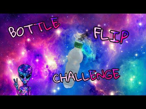 БУТЫЛКА ВОДЫ ЧЕЛЛЕНДЖ - BOTTLE FLIP CHALLENGE - Maxfon LOL