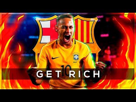 Neymar Jr. 2016 – Get Rich   4K