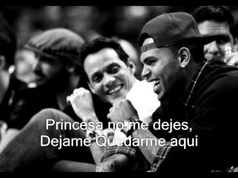 Chris Brown - last time together en Español