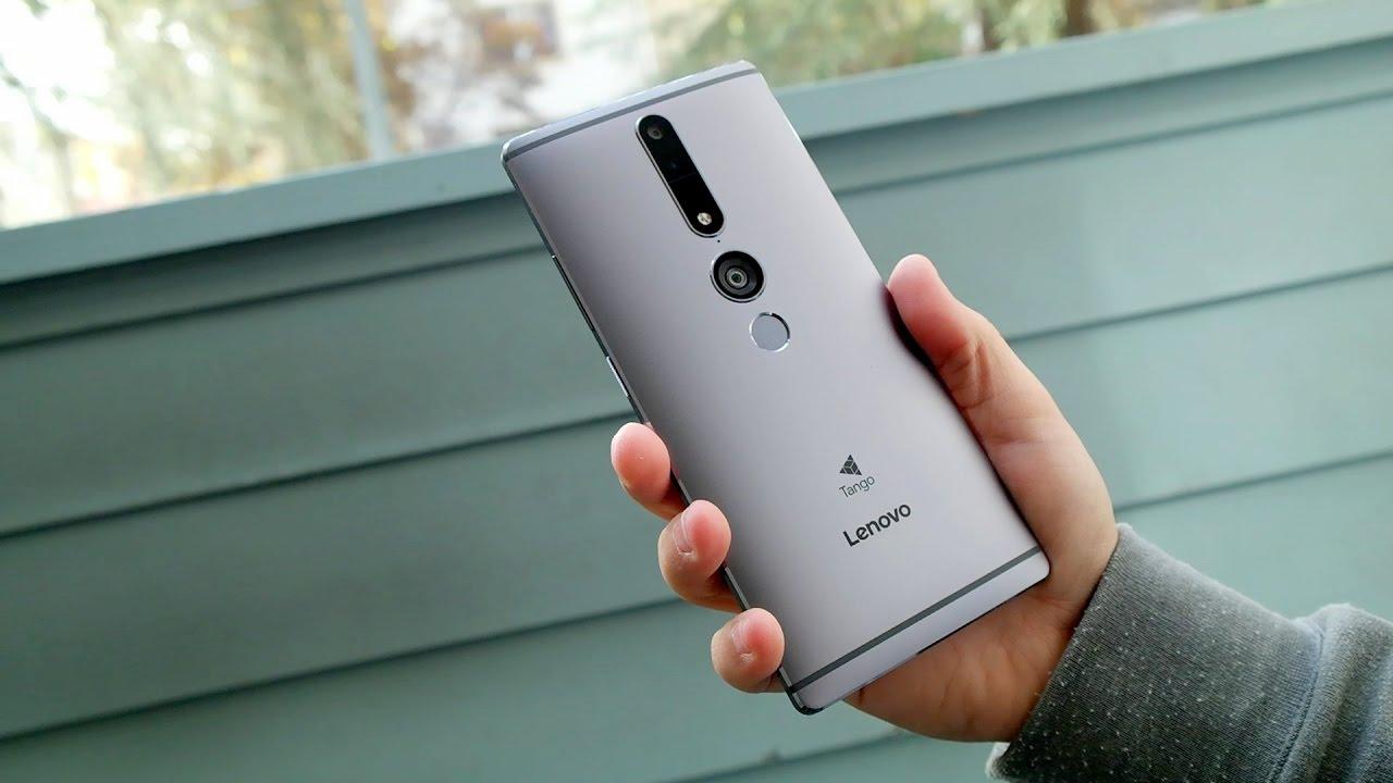 Lenovo Phab 2 Pro Review: More than just Tango?   Pocketnow