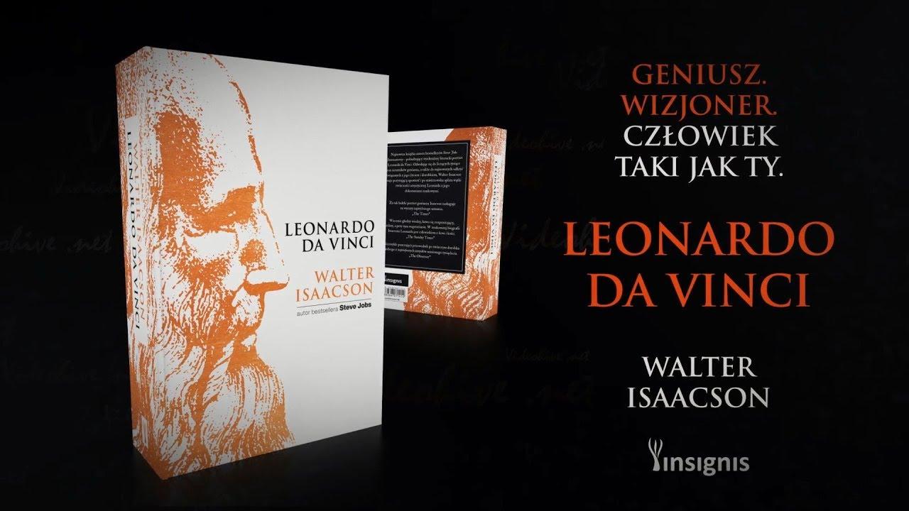 Leonardo Da Vinci Walter Isaacson Recenzja Czy Warto