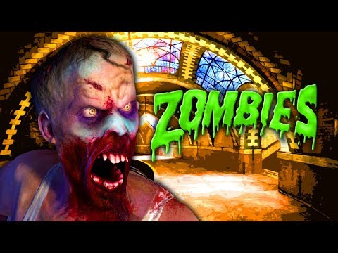 Rise Of The Evil Zombies (Call of Duty Black Ops 3 Zombies)