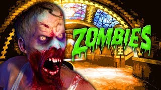 Rise Of The Evil Zombies (COD Zombies Mod)