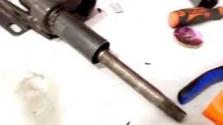 видео Крестовина рулевого вала ВАЗ 2105 размеры