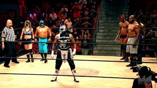Lucha Underground: The Trios Tournament Begins - FULL MATCH