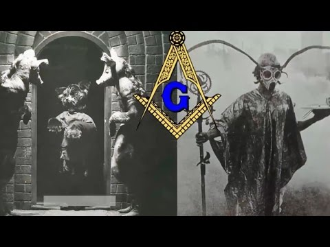 Chilling Facts About The Freemasons - The Most Covert Organization In The World