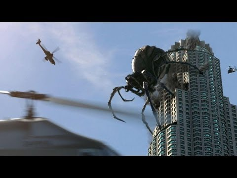 BIG ASS SPIDER! - Official Trailer - SXSW 2013 Midnighter