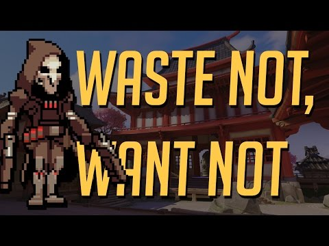 "Overwatch Achievements | ""Waste not, want not"" Advanced Breakdown"