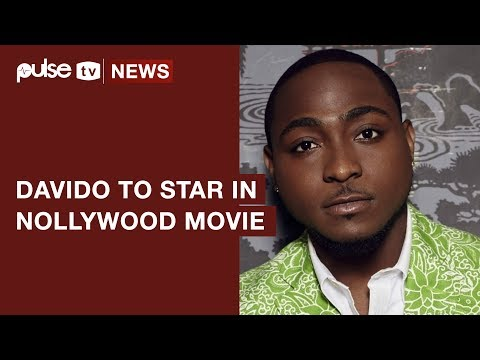 Davido Plays A Young Pilot In New Nollywood Movie | Pulse TV News