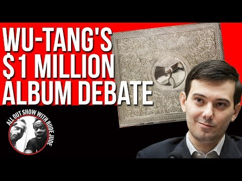 More Drama Surrounds Wu-Tang's $1 Million Album | ALL OUT SHOW