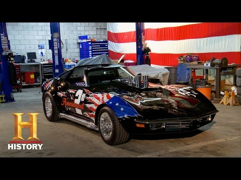 Best of Counting Cars: An All-American Corvette | History