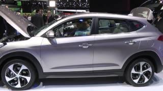 Salone di Ginevra 2015: Hyundai Tucson