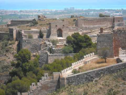 Sagunto Castillo y Teatro Romano - YouTube