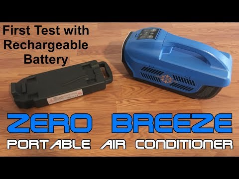 zero breeze portable ac