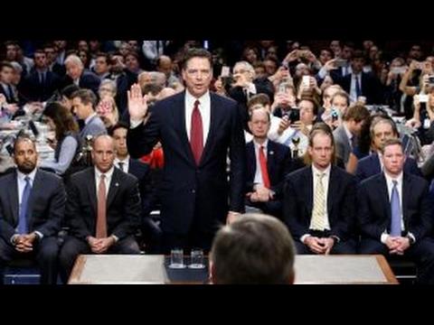Fmr. FBI Asst. Dir. Kallstrom: Comey made a  fool of himself