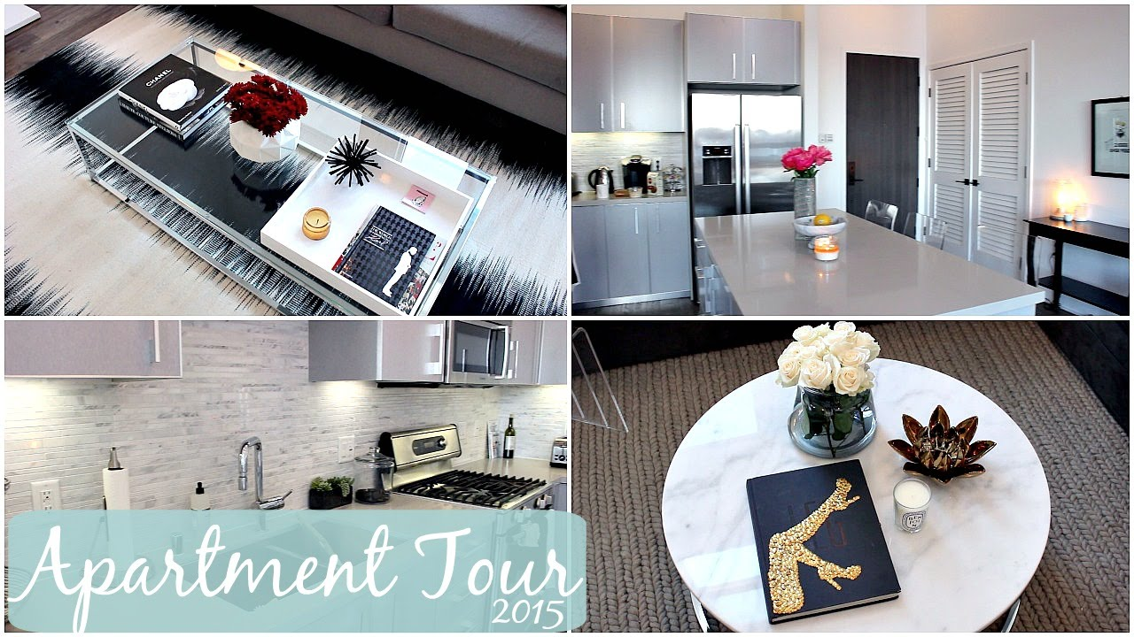 room amp apartment tour 2015 doovi