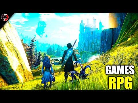 10 Mejores Juegos RPG OFFLINE!! Para Android/iOS (High Graphics) 2019