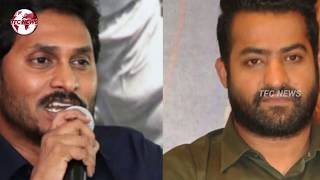 Jr.NTR Reveals About Y.S.Jagan Mohan Reddy Character | Social Media Posts | AP Updates | TFC News