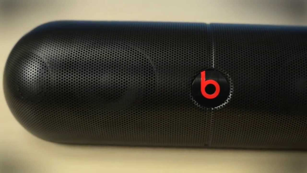 Unboxing First Look Beats Pill Xl Youtube