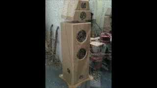Kirkby Point One Diy Hi-fi Speaker Build Pt 2