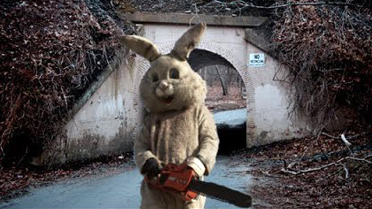 Scary Urban Legend About The Bunny Man Turns Out To Be True #1